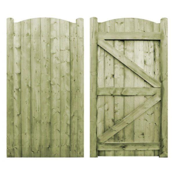 Garden & Side Gates