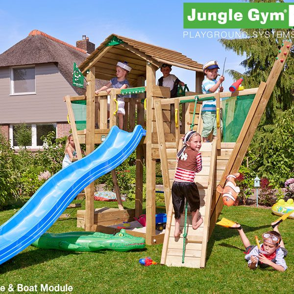 Jungle Gym Modules
