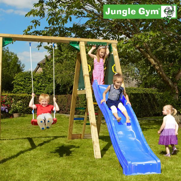 Jungle Gym Swing Sets