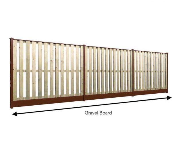 Anthracite Grey Dura Gravel Board