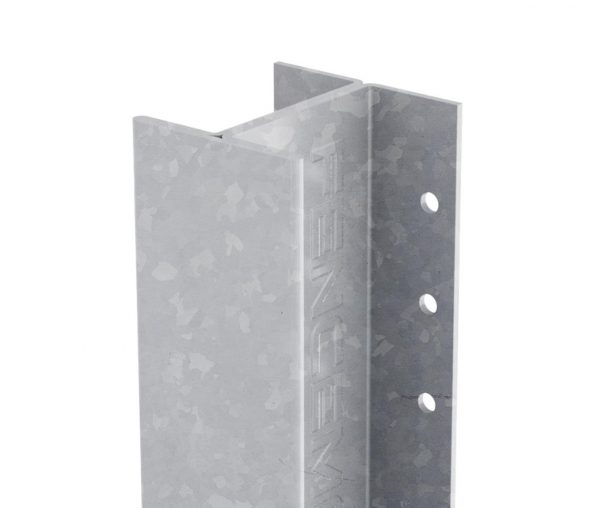 Galvanised Steel Durapost 2.4m